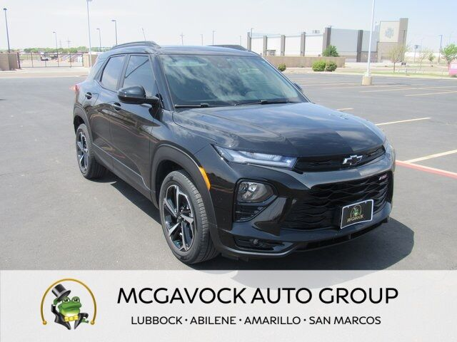 2021 Chevrolet TrailBlazer RS Lubbock TX