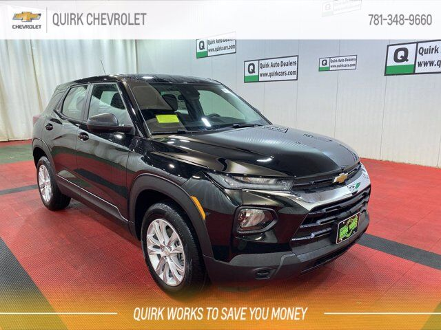 2021 Chevrolet Trailblazer LS Braintree MA