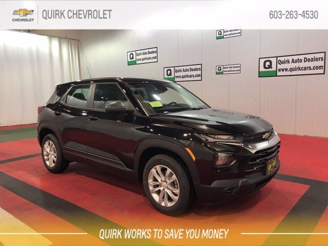 2021 Chevrolet Trailblazer LS Manchester NH