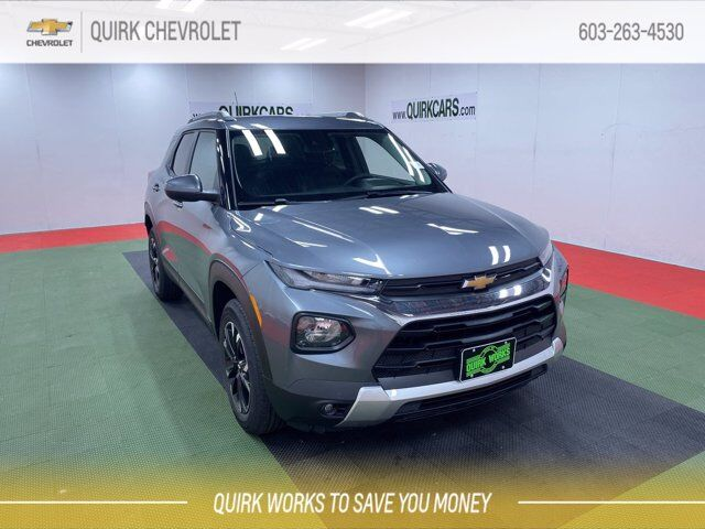 2021 Chevrolet Trailblazer LT Manchester NH