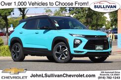 2021_Chevrolet_Trailblazer_RS_ Roseville CA