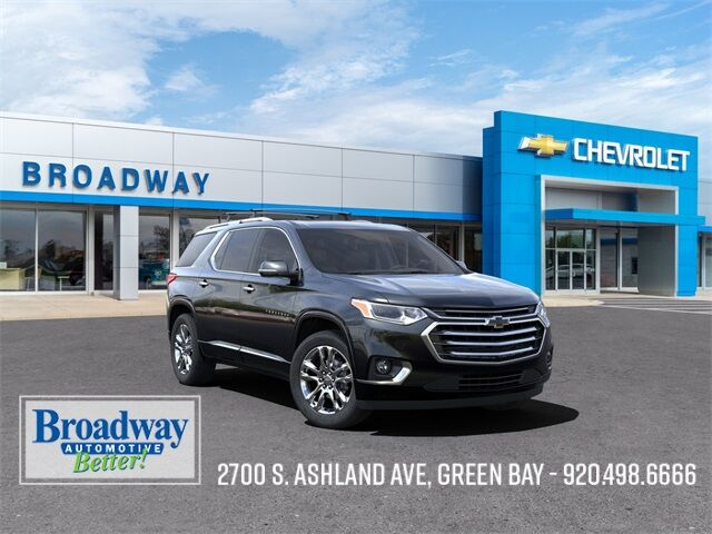 2021 Chevrolet Traverse High Country Green Bay WI