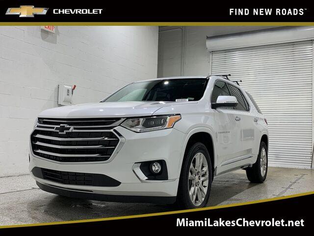 2021 Chevrolet Traverse High Country Miami Lakes FL
