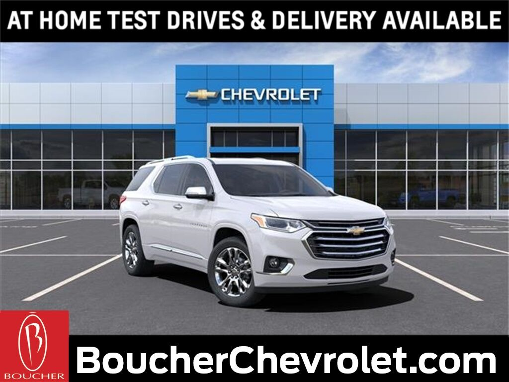2021 Chevrolet Traverse High Country Waukesha  WI