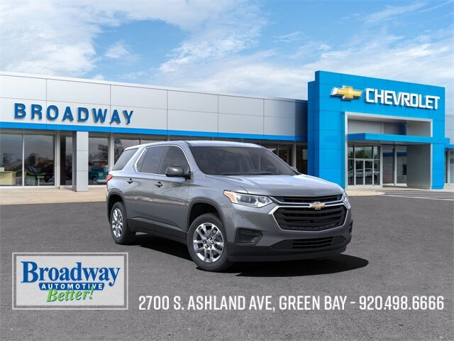 2021 Chevrolet Traverse LS Green Bay WI