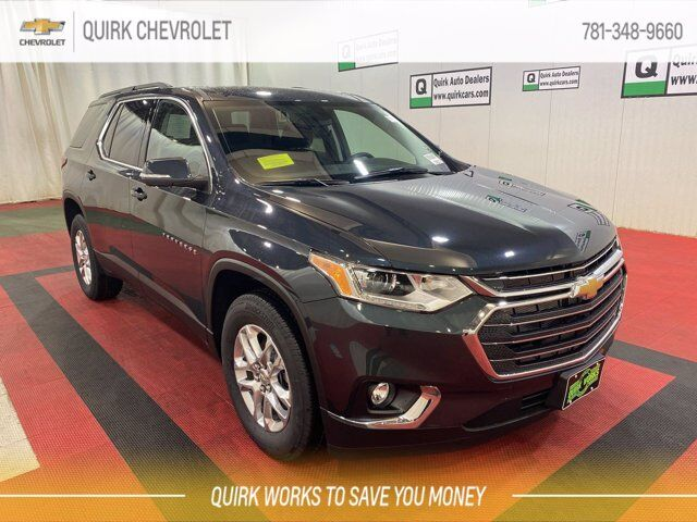 2021 Chevrolet Traverse LT Cloth Braintree MA