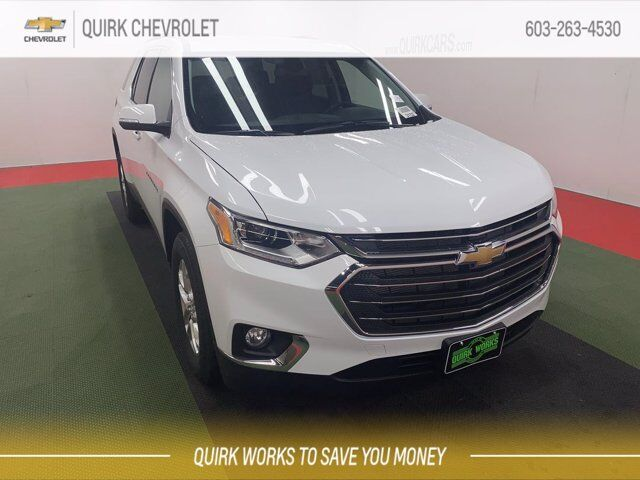 2021 Chevrolet Traverse LT Cloth Manchester NH