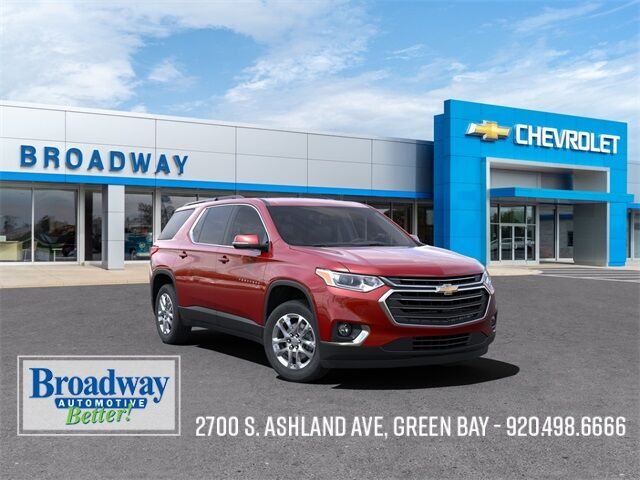 2021 Chevrolet Traverse LT Green Bay WI