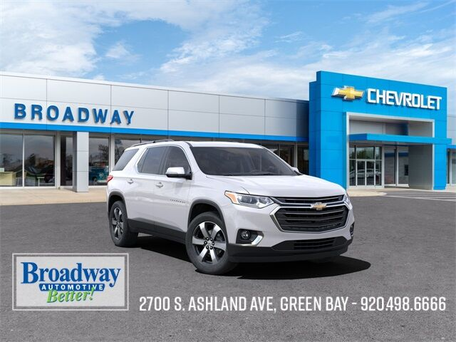 2021 Chevrolet Traverse LT Leather Green Bay WI