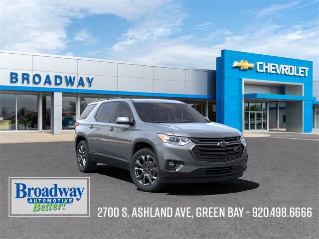 2021 Chevrolet Traverse RS Green Bay WI