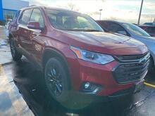 2021_Chevrolet_Traverse_RS_ Milwaukee and Slinger WI