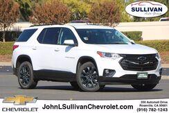 2021_Chevrolet_Traverse_RS_ Roseville CA