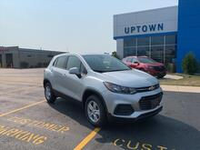 2021_Chevrolet_Trax_LS_ Milwaukee and Slinger WI