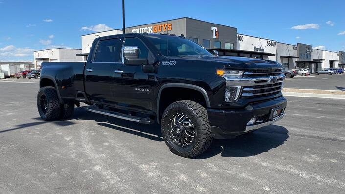 2021 Chevy 3500 High Country West Valley City UT