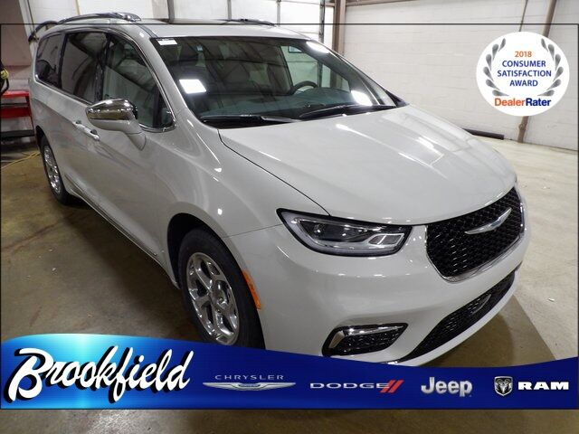 2021 Chrysler Pacifica Hybrid LIMITED Benton Harbor MI