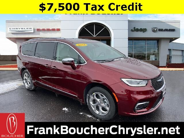 2021 Chrysler Pacifica Hybrid LIMITED Janesville WI