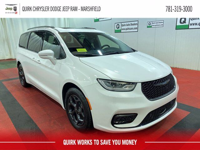2021 Chrysler Pacifica Hybrid LIMITED Marshfield MA