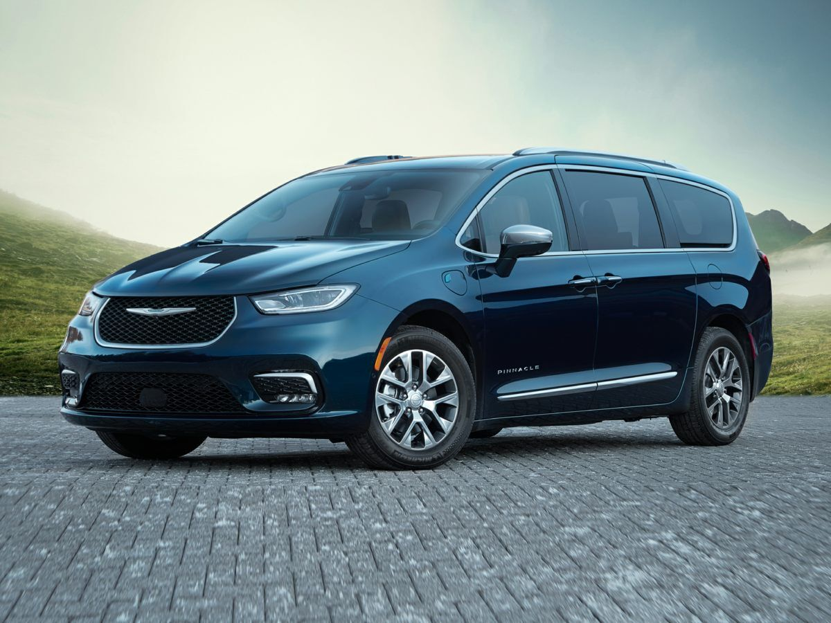 2021 Chrysler Pacifica Hybrid TOURING L Shelby OH