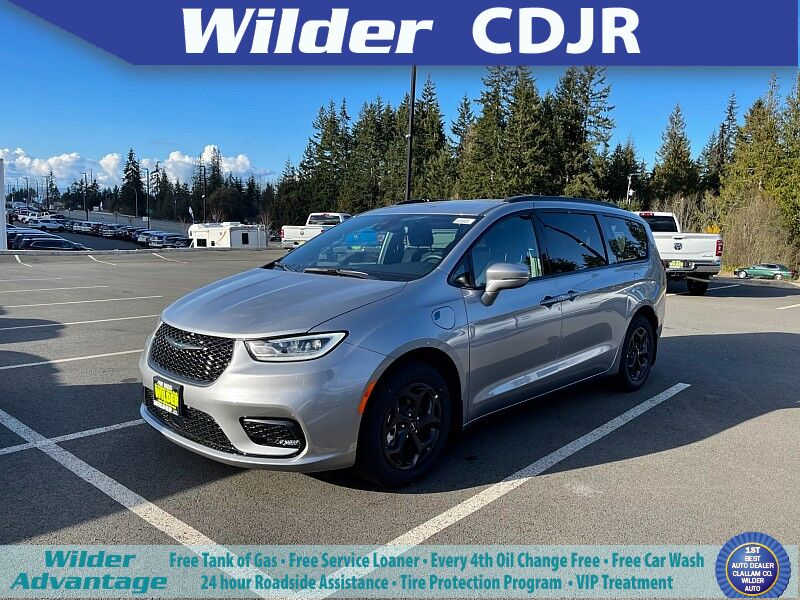 2021 Chrysler Pacifica Hybrid TOURING Port Angeles WA