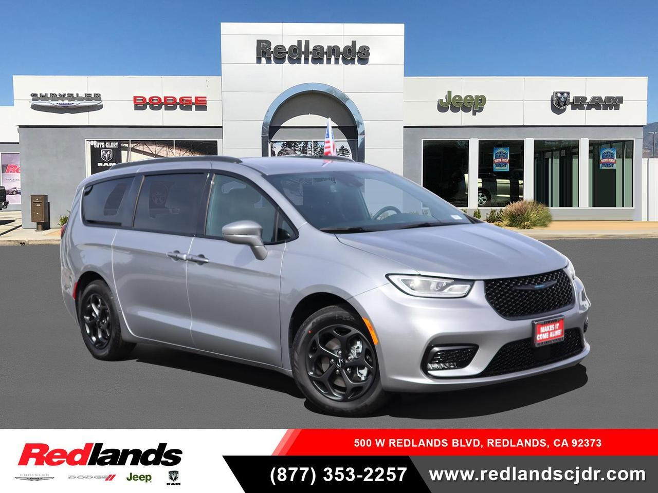 2021 Chrysler Pacifica Hybrid TOURING Redlands CA