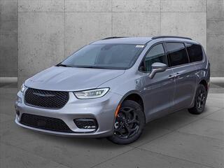 2021_Chrysler_Pacifica_Hybrid Touring_ Littleton CO