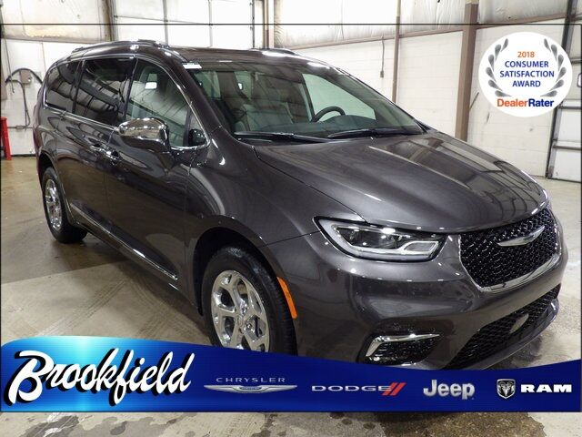 2021 Chrysler Pacifica LIMITED AWD Benton Harbor MI
