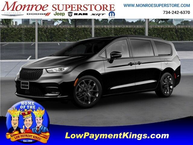 2021 Chrysler Pacifica LIMITED AWD Monroe MI
