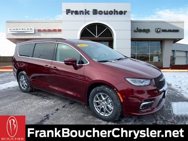 2021 Chrysler Pacifica TOURING Janesville WI