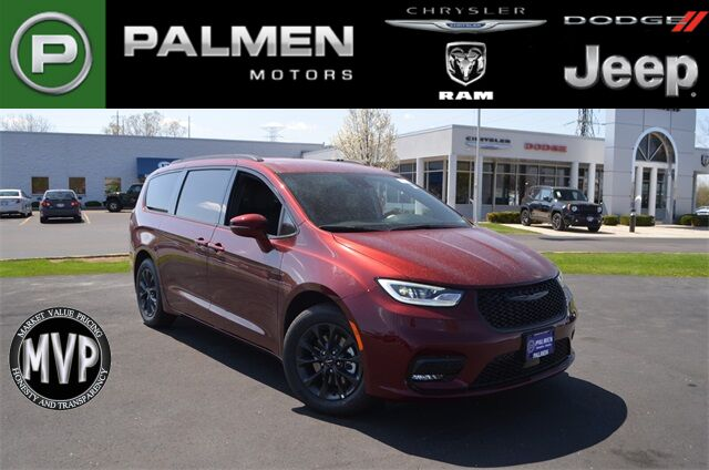 2021 Chrysler Pacifica TOURING L Kenosha WI