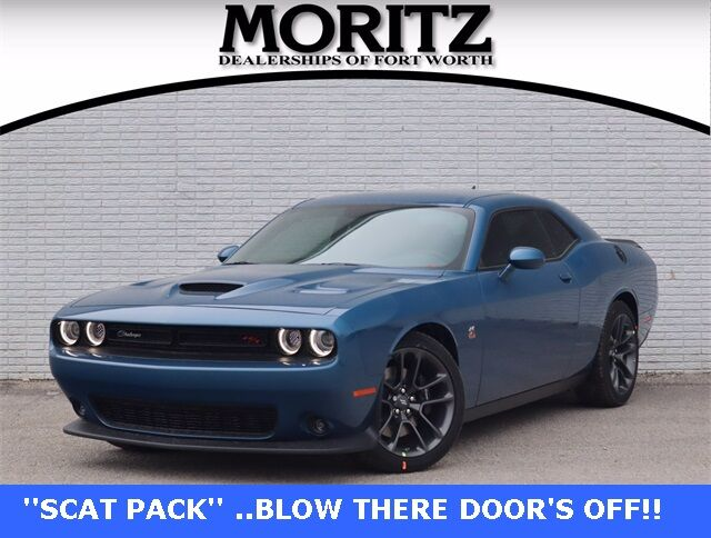 2021 Dodge Challenger R/T SCAT PACK Fort Worth TX