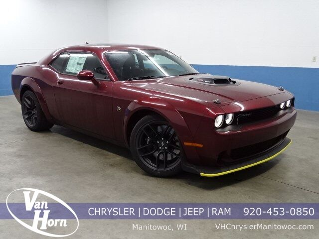2021 Dodge Challenger R/T SCAT PACK WIDEBODY Manitowoc WI