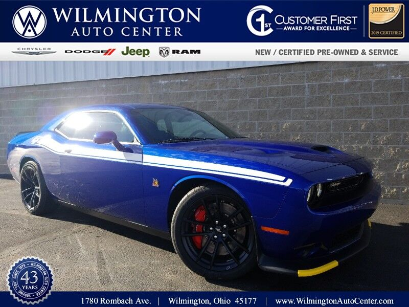 2021 Dodge Challenger R/T SCAT PACK Wilmington OH