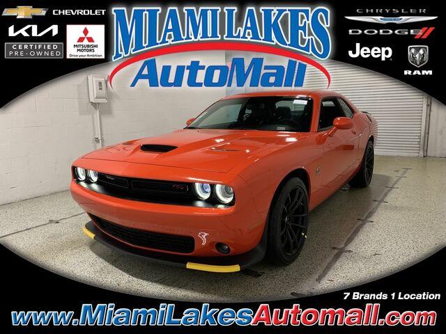 2021 Dodge Challenger R/T Scat Pack Miami Lakes FL