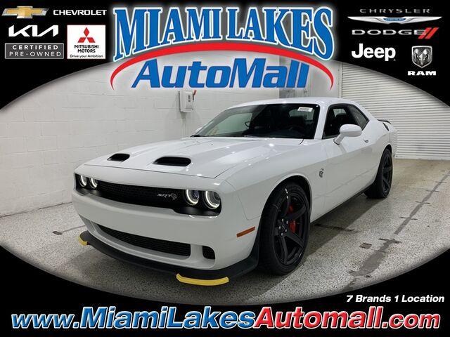 2021 Dodge Challenger SRT Hellcat Miami Lakes FL