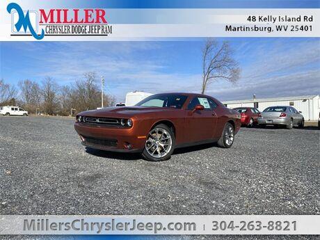 2021 Dodge Challenger SXT Martinsburg