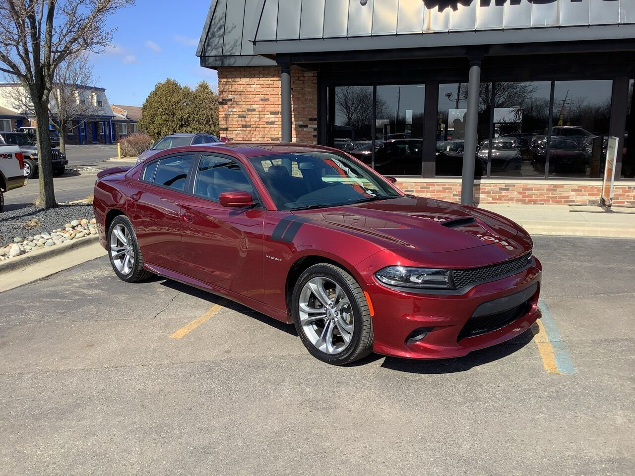 2021 Dodge Charger R/T 4dr Sedan Chesterfield MI