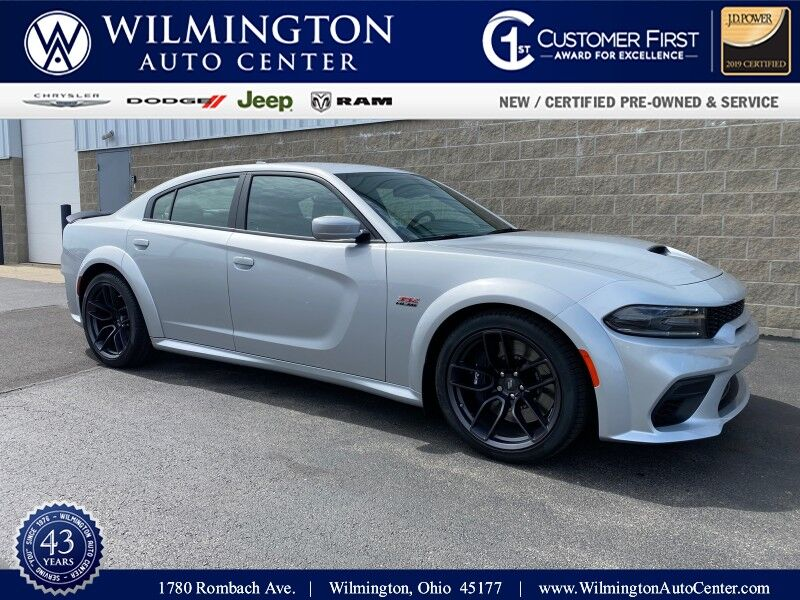 2021 Dodge Charger Scat Pack Widebody Wilmington OH