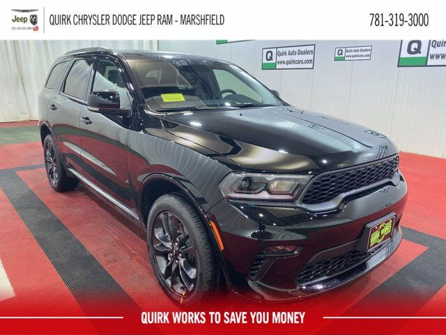 2021 Dodge Durango GT PLUS AWD Marshfield MA