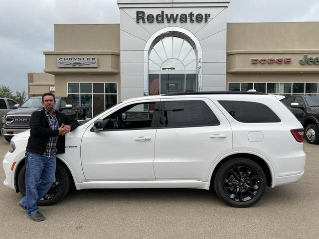 2021 Dodge Durango R/T Redwater AB
