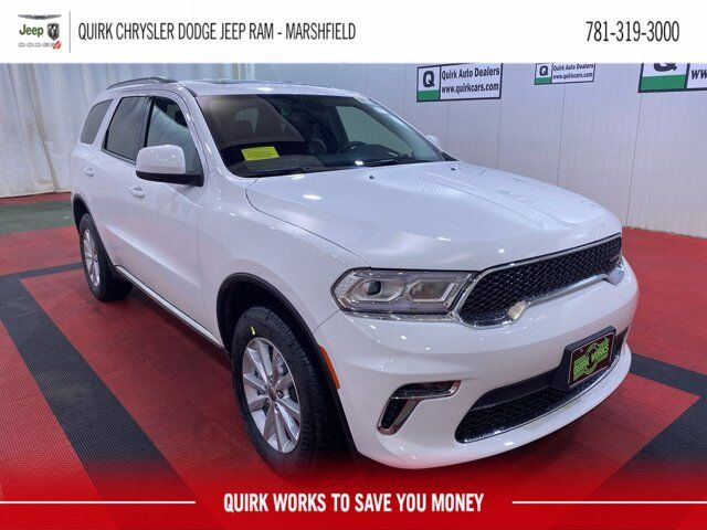 2021 Dodge Durango SXT PLUS AWD Marshfield MA