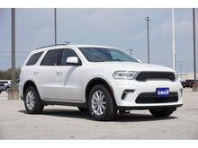 2021_Dodge_Durango_SXT PLUS RWD_  TX