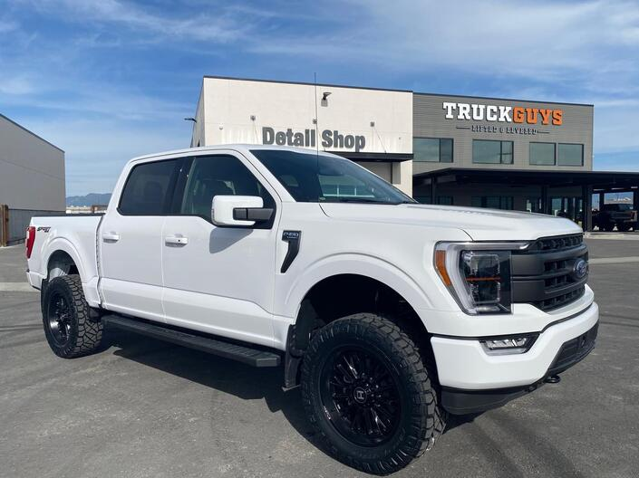 2021 Ford F150 LARIAT West Valley City UT