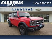 2021_Ford_Bronco_Base_ McAllen TX