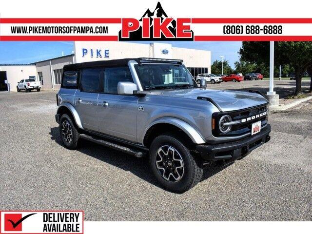 2021 Ford Bronco Base Pampa TX