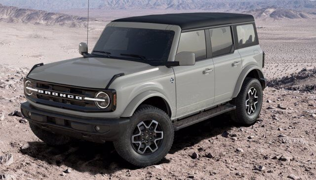 2021 Ford Bronco OUTERBANKS-COMING SOON-RESERVE NOW Calgary AB