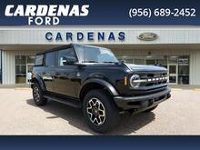 2021_Ford_Bronco_Outer Banks_ McAllen TX