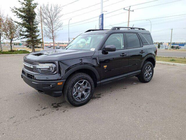 2021 Ford Bronco Sport Badlands Calgary AB