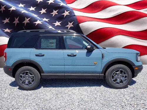 2021 Ford Bronco Sport Badlands Tampa FL