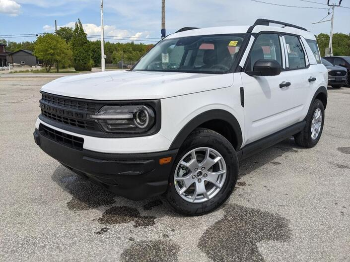 2021 Ford Bronco Sport Base Essex ON