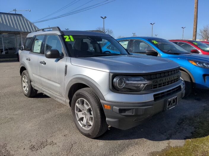2021 Ford Bronco Sport Base Owego NY